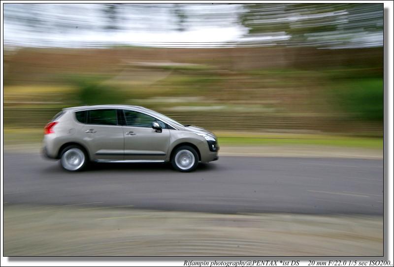 帥氣勁車Peugeot 3008