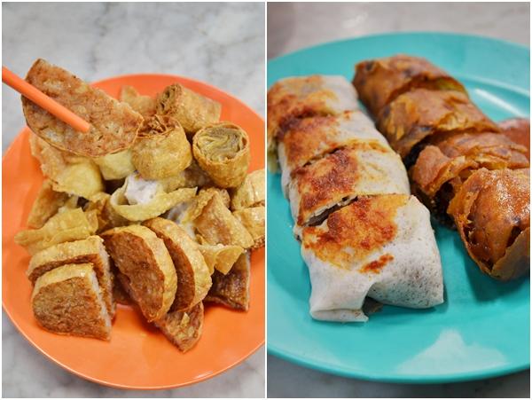 Kong Heng Popiah & Mixed Liew