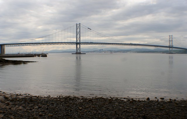 Forth Road Bridge, S.Queensferry
