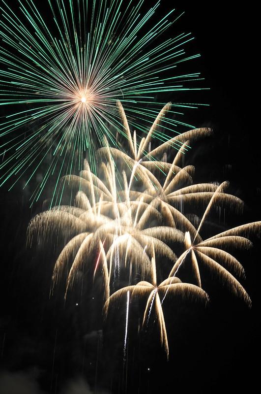 2012 Fireworks - 1