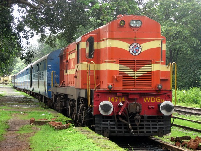The Indian Railway Story!