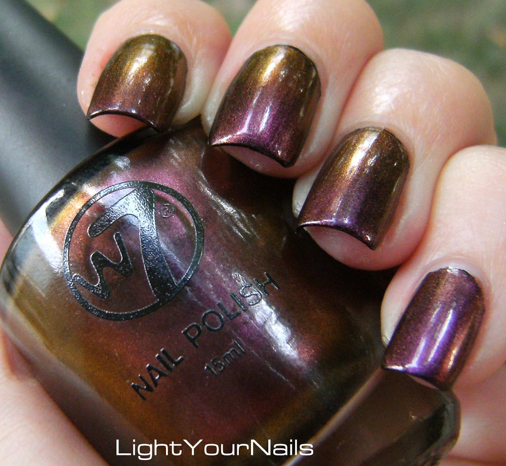 W7 Metallic Mars