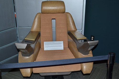 Enterprise-D Captain's Chair