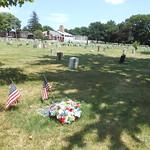 Mon, 09/07/2012 - 12:47am - Scott Joplin's grave at St. Michael's Cemetery in Queens.