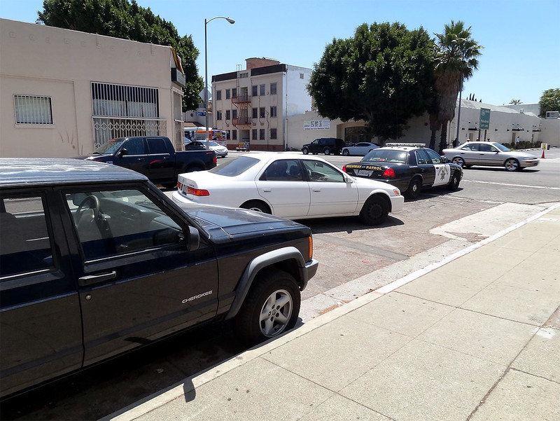 Cherry Street, Los Angeles