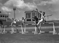 Athletics, between 1925-1955 / photographer Sam Hood