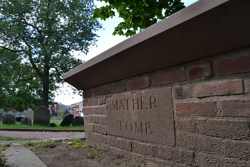 Mather Tomb