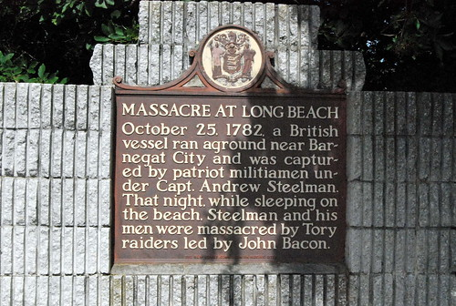 BL - massacre plaque