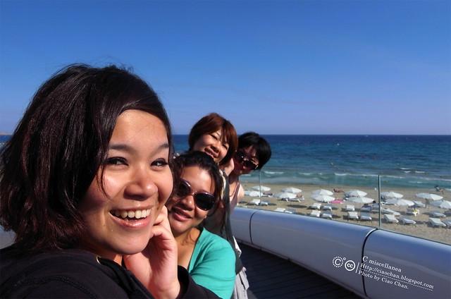 Hola Alicante~ 阿利坎特。地中海的熱度 Castillo de Santa Barbara 聖巴巴拉城R1043770