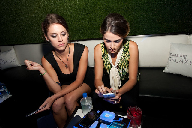 Nikki Reed Celebrates Samsung Galaxy S III In Chicago