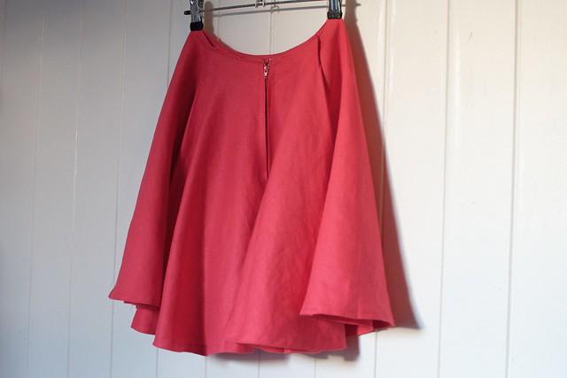 diy circle skirt 17