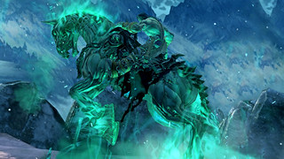 Darksiders II on PS3