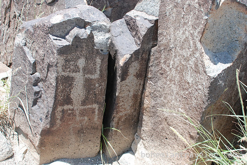 petroglyphs at three rivers Site New Mexico (7)