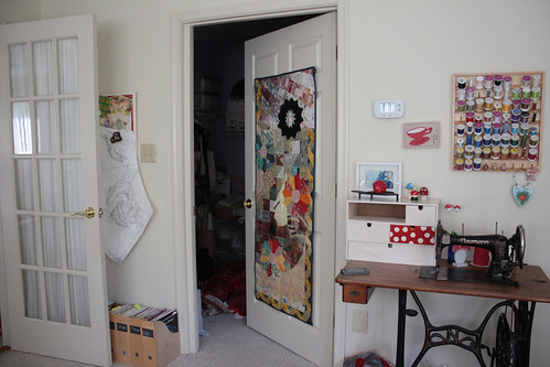 House: Guest/Sewing Room