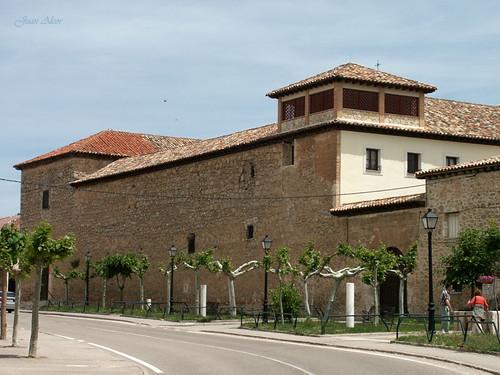 Monasterio de las Madres Franciscanas Concepcionistas  (Peñaranda de Duero, Burgos)