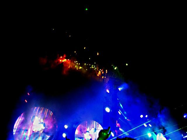 Coldplay @ Vicente Calderón - Madrid (20-05-2012)