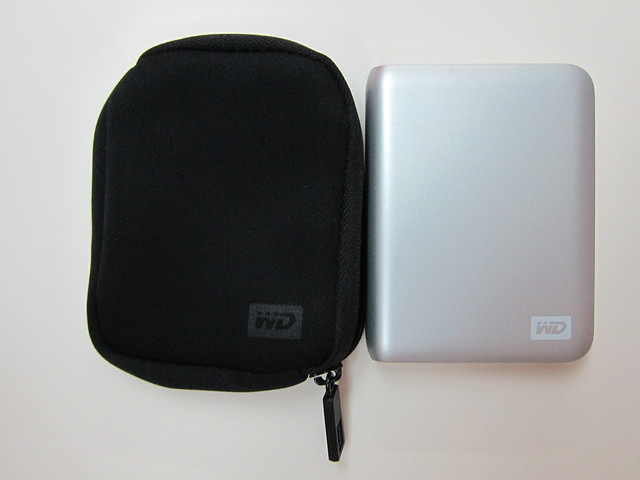 Western Digital My Passport Carrying Case - With My Passport Essential