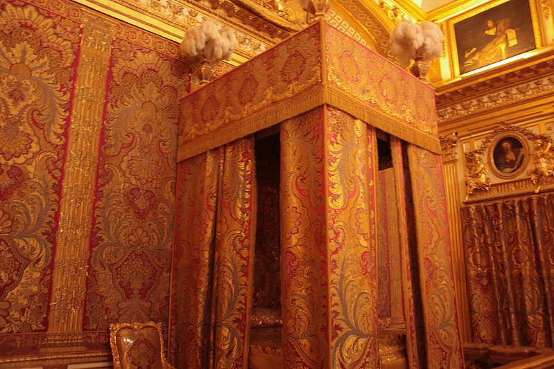 The King's chambers at Versailles