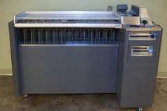 IBM 83 card sorter
