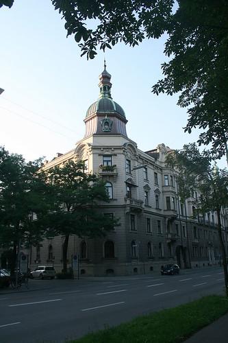 An der Steinsdorfstraße
