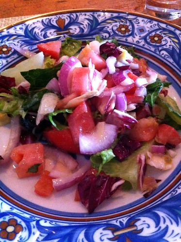 Norwegian Pearl - La Cucina - Chopped Salad Without Salami
