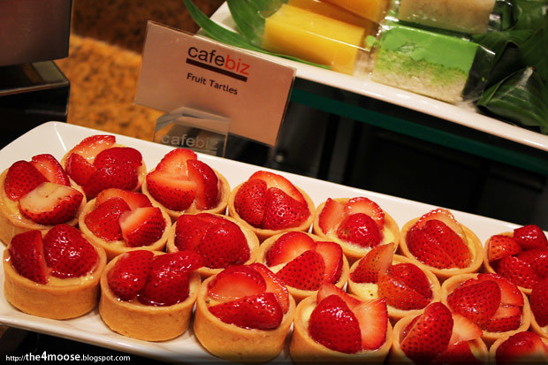 Cafebiz - Fruit Tartlets