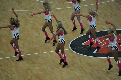 Baloncesto España - Brasil vs Londres 2012