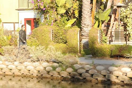 David Duchovny Venice Beach