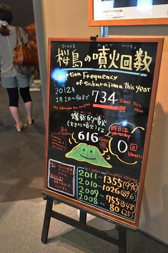 2012夏日大作戰 - 桜島 - 桜島ビジターセンターの近く (14)