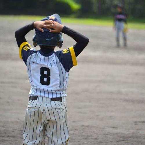 2012夏日大作戰 - 桜島 - 野球試合 (9)