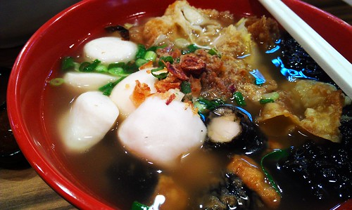 Yong Tau Foo from Food Fare, MBFC by monchichi10