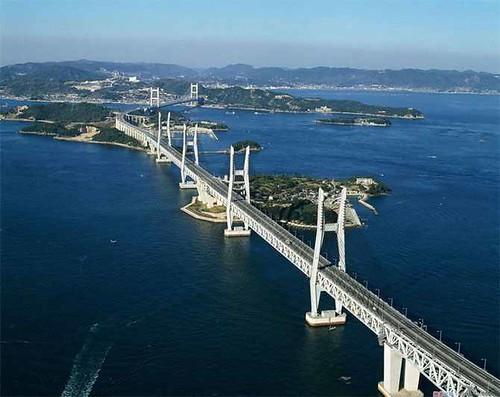 Hangzhou Bay Bridge (Zhejiang, China) Ocean crossing bridges (15)