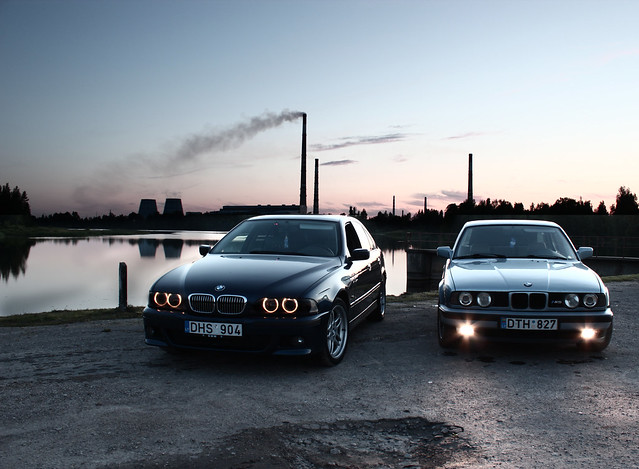 BMW e39 e34 | Flickr - Photo Sharing!