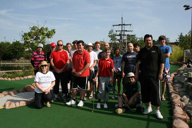Pirate Cove Open 2012 players