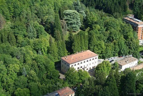 Pavullo nel Frignano - Palazzo Ducale con parco-ph-Fototorre