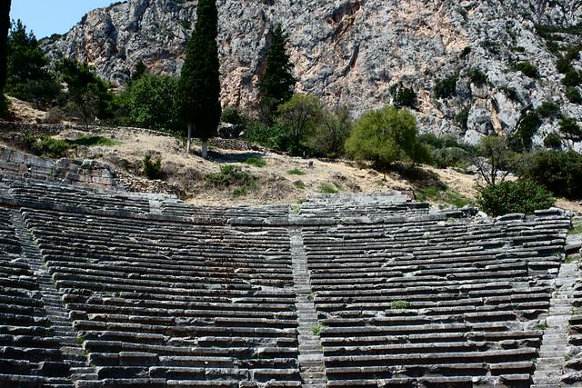 Delphi (Δελφοί) Greece, Aug 2012. 05-172c2