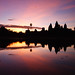 Sunrise Over Angkor Wat by tamjty