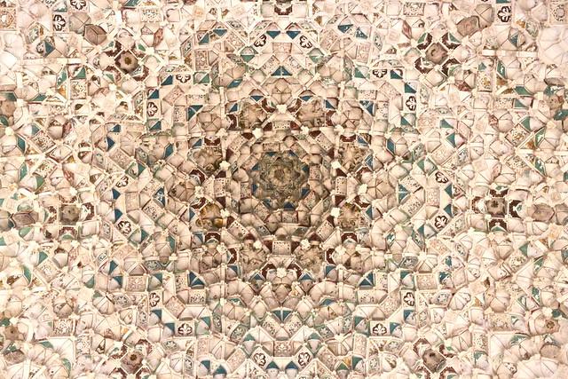 Alhambra ceiling