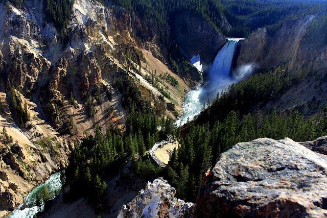 Grand Canyon, Yellowstone NP
