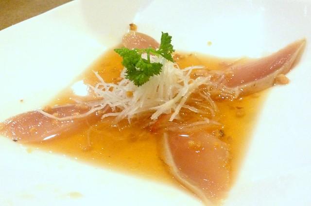 BC Tuna Tataki