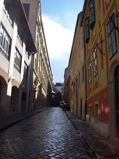 Brick Lined Street