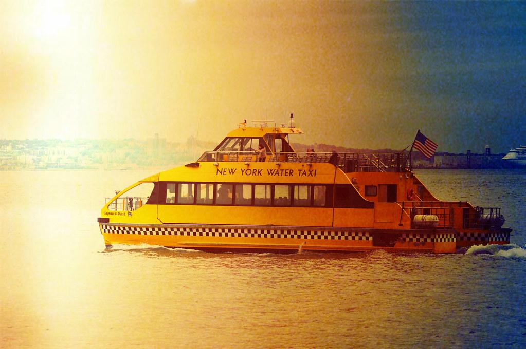 ny water taxi