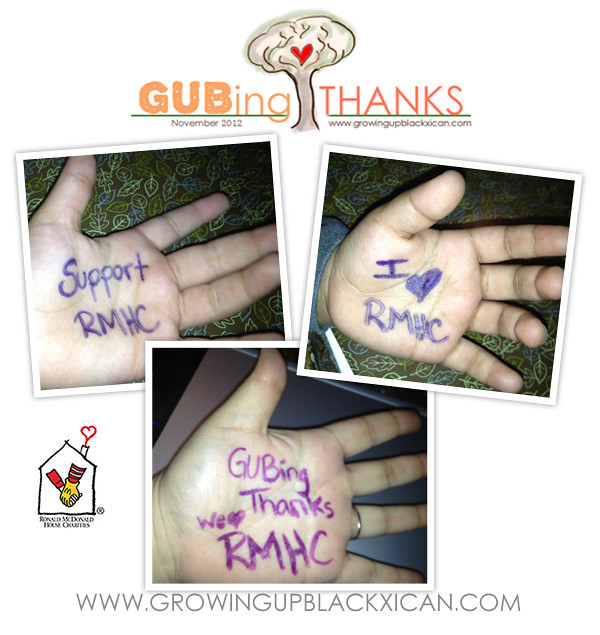 GUBingThanks with RMHC