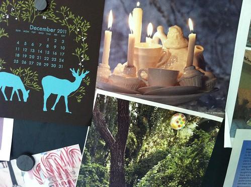 december inspiration board 6