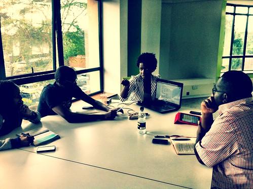 Umati, Uchaguzi, Ushahidi