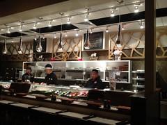 Sansei - Sushi bar
