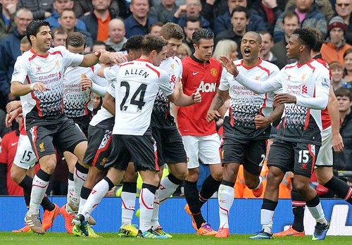 Bekuk MU 3-0, Liverpool Incar Juara