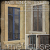 paris mesh window textures