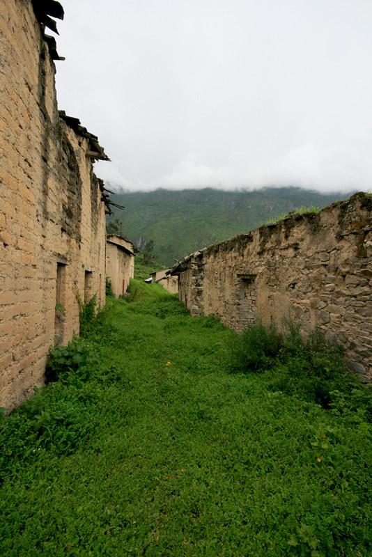 Rupac ruins hike