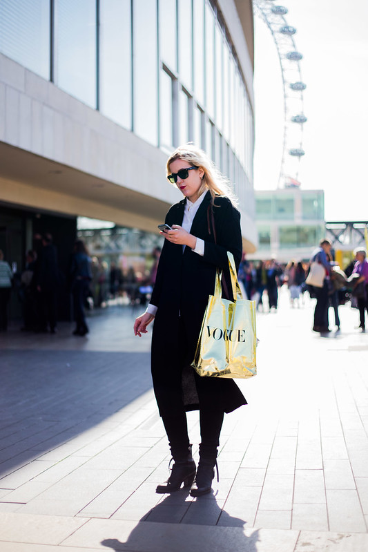 Street Style - Louise, Vogue Festival